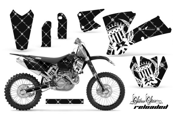 KTM C1 AMR Graphics Kit SSR WB NPs 570x376 - KTM C1 SX 2001-2004 EXC 2003-2004 Graphics