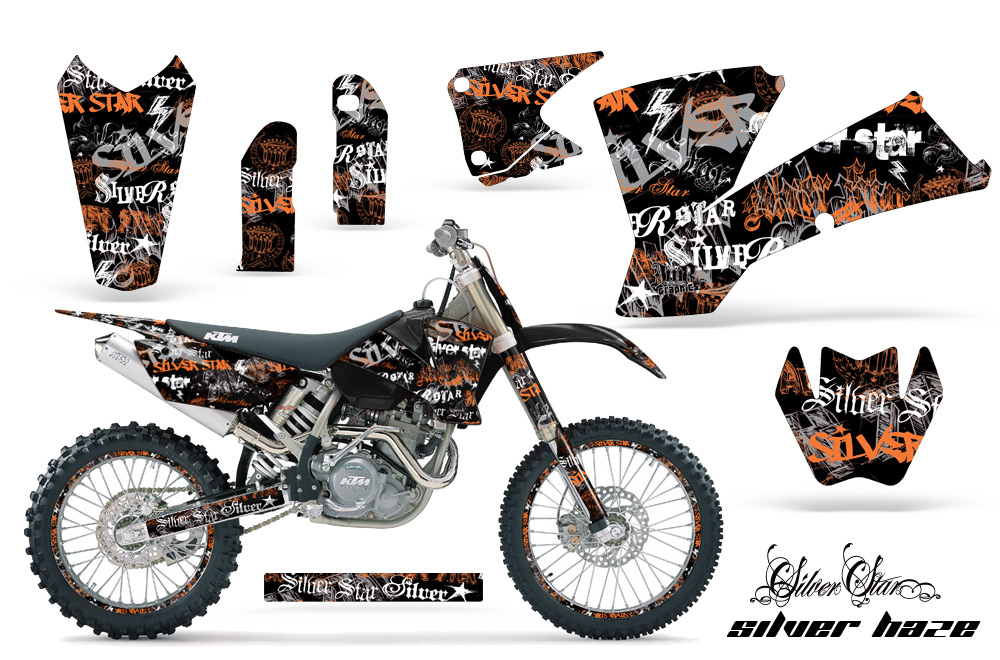 KTM C1 SX 2001-2004 EXC 2003-2004 Graphics | CREATORX