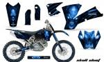 KTM C1 SX EXC MXC CreatorX Graphics Kit Skull Chief Blue BB NPs Rims 150x90 - KTM C1 SX 2001-2004 EXC 2003-2004 Graphics