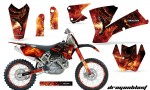KTM C1 SX EXC MXC Dragonblast BB NP Rims 150x90 - KTM C1 SX 2001-2004 EXC 2003-2004 Graphics