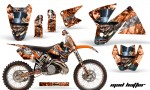 KTM C2 AMR Graphics Kit MH OS NPs 150x90 - KTM C2 SX 1998-2000 125-520 EXC Graphics