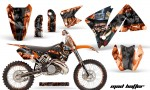 KTM C3 AMR Graphics Kit MH OB NPs 150x90 - KTM C3 MXC EXC 200-520 2001-2002 Graphics