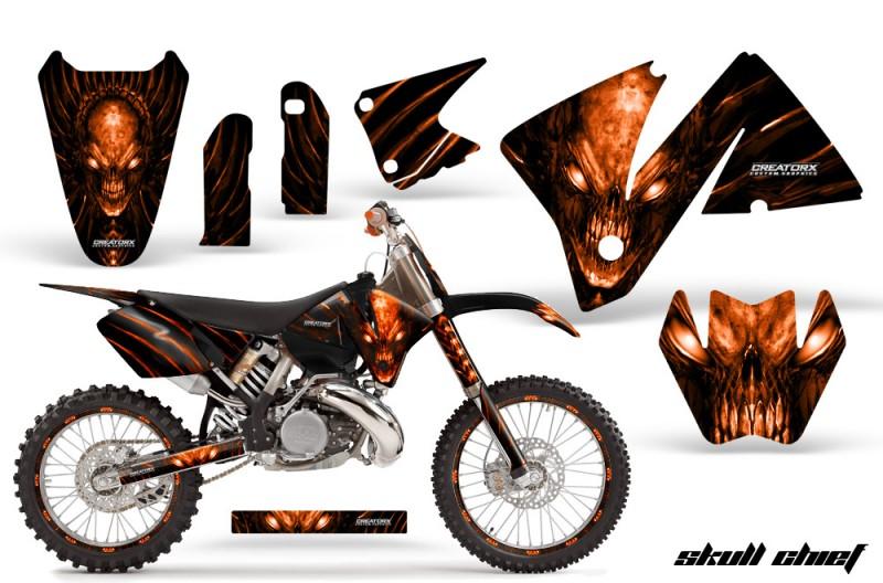 KTM C3 MXC EXC 200-520 2001-2002 Graphics