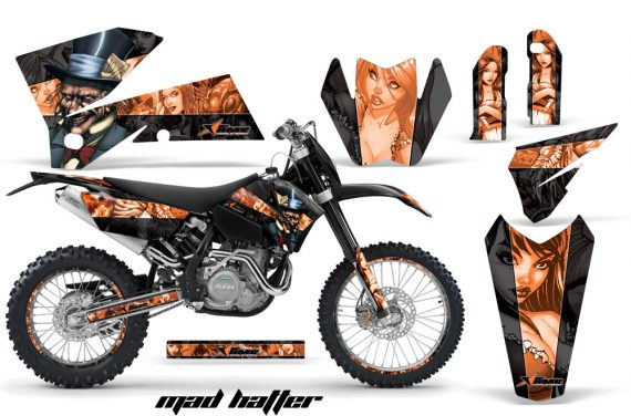 KTM C4 AMR Graphics Kit MH BO NPs 570x376 - KTM C4 SX 2005-2006 EXC 2005-2007 Graphics