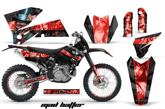 KTM C4 AMR Graphics Kit MH BR NPs 570x376 - KTM C4 SX 2005-2006 EXC 2005-2007 Graphics