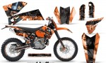KTM C4 AMR Graphics Kit MH OB NPs 150x90 - KTM C4 SX 2005-2006 EXC 2005-2007 Graphics