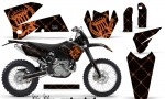 KTM C4 AMR Graphics Kit Reloaded OB NPs 150x90 - KTM C4 SX 2005-2006 EXC 2005-2007 Graphics