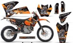 KTM C4 AMR Graphics Kit Toxicity OB NPs 150x90 - KTM C4 SX 2005-2006 EXC 2005-2007 Graphics