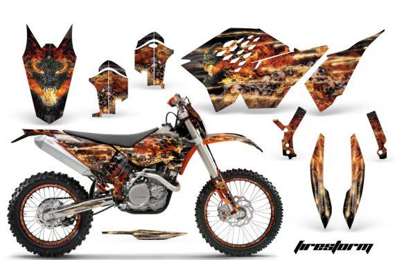 KTM C5 AMR Graphics Kit FS B NPs 570x376 - KTM C5 SX/SX-F 125-525 07-10 / XC 125-525 08-10 / XCW 200-530 2011 / XCFW 250 2011 / EXC 125-530 08-11 Graphics