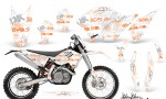 KTM C5 AMR Graphics Kit SSSH OW NPs 150x90 - KTM C5 SX/SX-F 125-525 07-10 / XC 125-525 08-10 / XCW 200-530 2011 / XCFW 250 2011 / EXC 125-530 08-11 Graphics