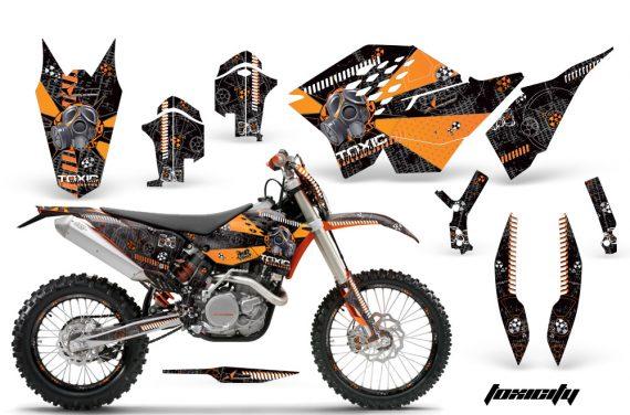KTM C5 AMR Graphics Kit TOX OB NPs 570x376 - KTM C5 SX/SX-F 125-525 07-10 / XC 125-525 08-10 / XCW 200-530 2011 / XCFW 250 2011 / EXC 125-530 08-11 Graphics