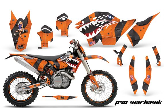 KTM C5 AMR Graphics Kit WH O NPs 570x376 - KTM C5 SX/SX-F 125-525 07-10 / XC 125-525 08-10 / XCW 200-530 2011 / XCFW 250 2011 / EXC 125-530 08-11 Graphics