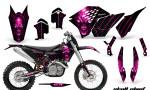 KTM C5 CreatorX Graphics Kit Skull Chief Pink 150x90 - KTM C5 SX/SX-F 125-525 07-10 / XC 125-525 08-10 / XCW 200-530 2011 / XCFW 250 2011 / EXC 125-530 08-11 Graphics