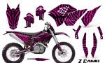 KTM C5 CreatorX Graphics Kit ZCamo Pink NP Rims 150x90 - KTM C5 SX/SX-F 125-525 07-10 / XC 125-525 08-10 / XCW 200-530 2011 / XCFW 250 2011 / EXC 125-530 08-11 Graphics