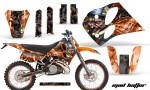 KTM C6 AMR Graphics MH OB NPs 150x90 - KTM C6 SX Two Stroke Models 1993-1997 Graphics
