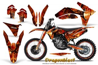 KTM-C7-2011-CreatorX-Graphics-Kit-Dragonblast-BB-NP-Rims