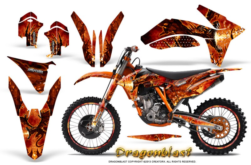 KTM-C7-2011-CreatorX-Graphics-Kit-Dragonblast-NP-Rims