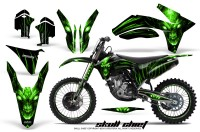 KTM-C7-2011-CreatorX-Graphics-Kit-Skull-Chief-Green-NP-Rims