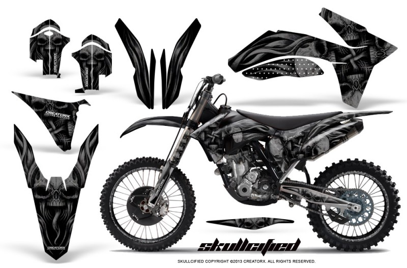 KTM-C7-2011-SX-F-CreatorX-Graphics-Kit-Skullcified-Black-NP-Rims