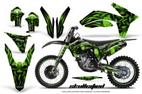 KTM-C7-2011-SX-F-CreatorX-Graphics-Kit-Skullcified-Green-NP-Rims