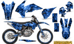 KTM C9 SX F450 2013 CreatorX Graphics Kit Inferno Blue NP Rims 150x90 - KTM C9 SX SX-F XC XC-F 13-14 - EXC 14-15 - XC-W 14-16 - SX XCF-W EXC EXC-F 2016 Graphics