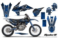 KTM-C9-SX-F450-2013-CreatorX-Graphics-Kit-SpiderX-Blue-NP-Rims