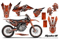 KTM-C9-SX-F450-2013-CreatorX-Graphics-Kit-SpiderX-Orange-NP-Rims