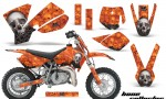 KTM SX50 02 08 AMR Graphics Kit BC O 150x90 - KTM SX 50 Adventurer Jr Sr 2002-2008 Graphics