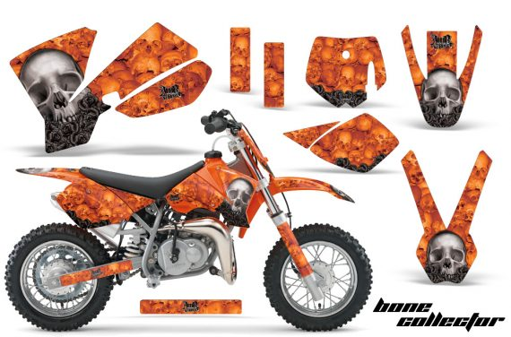 KTM SX50 02 08 AMR Graphics Kit BC O 570x376 - KTM SX 50 Adventurer Jr Sr 2002-2008 Graphics