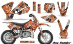 KTM SX50 02 08 AMR Graphics Kit DogF O 150x90 - KTM SX 50 Adventurer Jr Sr 2002-2008 Graphics