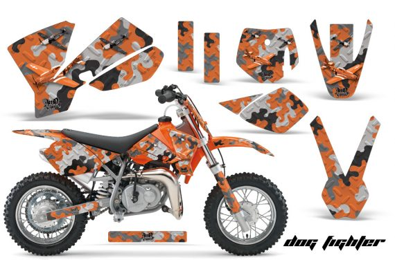 KTM SX50 02 08 AMR Graphics Kit DogF O 570x376 - KTM SX 50 Adventurer Jr Sr 2002-2008 Graphics