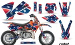 KTM SX50 02 08 AMR Graphics Kit Rebel O 150x90 - KTM SX 50 Adventurer Jr Sr 2002-2008 Graphics