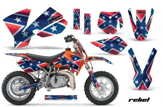 KTM SX50 02 08 AMR Graphics Kit Rebel O 570x376 - KTM SX 50 Adventurer Jr Sr 2002-2008 Graphics