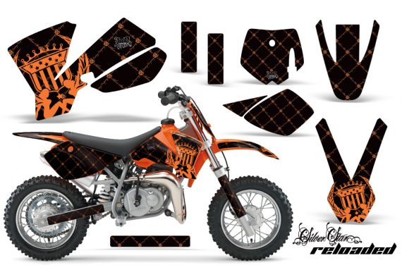 KTM SX50 02 08 AMR Graphics Kit SSR OB 570x376 - KTM SX 50 Adventurer Jr Sr 2002-2008 Graphics