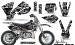 KTM SX50 02 08 AMR Graphics Kit SSSH WB 150x90 - KTM SX 50 Adventurer Jr Sr 2002-2008 Graphics