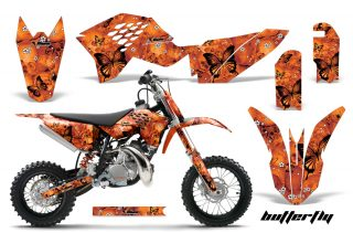 KTM SX 50 Adventurer Jr Sr Graphics 2009-2014