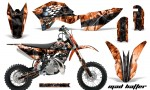 KTM SX50 09 12 AMR Graphics Kit Decal MH OK 150x90 - KTM SX 50 Adventurer Jr Sr 2009-2015 Graphics