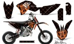 KTM SX50 09 12 AMR Graphics Kit Decal SSR KO 150x90 - KTM SX 50 Adventurer Jr Sr 2009-2015 Graphics