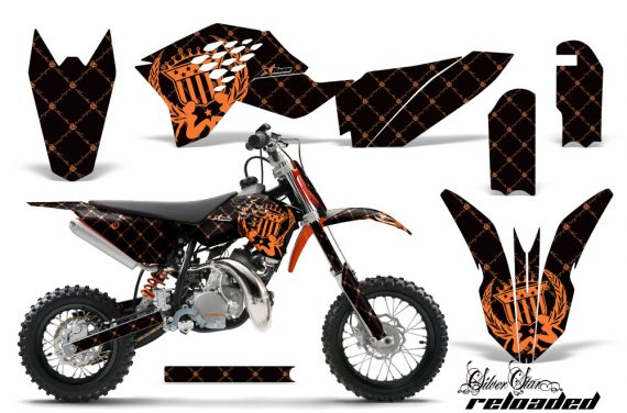 KTM SX50 09 12 AMR Graphics Kit Decal SSR KO 570x376 - KTM SX 50 Adventurer Jr Sr 2009-2015 Graphics