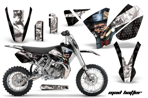 KTM SX65 02 08 AMR Graphics Kit MH BW NPs 570x376 - KTM SX 65 2002-2008 Graphics