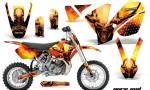 KTM SX65 02 08 CreatorX Graphics Kit Pure Evil NPs OB 150x90 - KTM SX 65 2002-2008 Graphics