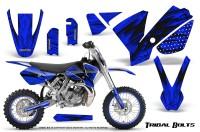 KTM-SX65-02-08-CreatorX-Graphics-Kit-Tribal-Bolts-Blue-NP-Rims