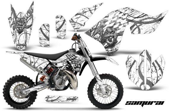 KTM-SX65-09-12-CreatorX-Graphics-Kit-Samurai-Silver-White-NP
