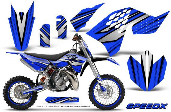 KTM-SX65-09-12-CreatorX-Graphics-Kit-SpeedX-Black-Blue-NP-Rims