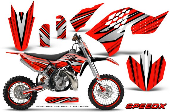 KTM-SX65-09-12-CreatorX-Graphics-Kit-SpeedX-Black-Red-NP-Rims