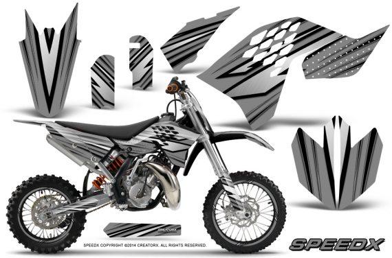 KTM-SX65-09-12-CreatorX-Graphics-Kit-SpeedX-Black-Silver-NP-Rims