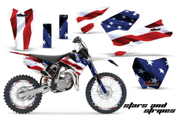 KTM SX85 06 12 AMR Graphics Kit S S NPs 570x376 - KTM SX 85/105 2006-2012 Graphics