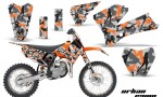 KTM SX85 06 12 AMR Graphics Kit UC O NPs 150x90 - KTM SX 85/105 2006-2012 Graphics