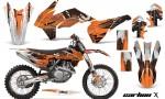 KTM SXF 450 2013 AMR Graphics Kit CX O NPs 150x90 - KTM C9 SX SX-F XC XC-F 13-14 - EXC 14-15 - XC-W 14-16 - SX XCF-W EXC EXC-F 2016 Graphics