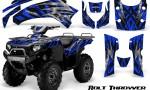 Kawasaki Bruteforce 750 CreatorX Graphics Kit Bolt Thrower Blue 150x90 - Kawasaki Brute Force 650i 2006-2012 Graphics